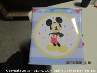 Mickey Mouse Item