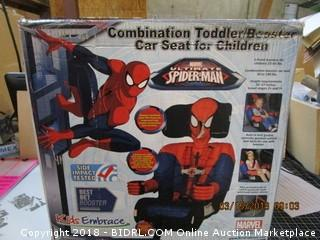 Combination Toddler/Booster Car Seat