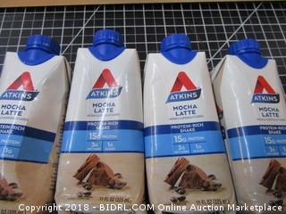 Atkins Mocha Latte