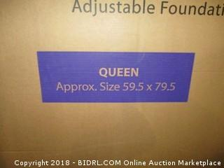 Queen Adjustable Foundation MSRP $3500.00