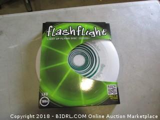 Flashlight Light up Flying Disc
