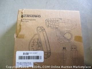 Kernowo Rechargeable Bike Light