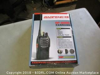 Baofenger Portable Two Way Radio