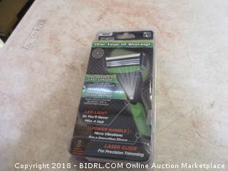 ToughBlade razor/blades set