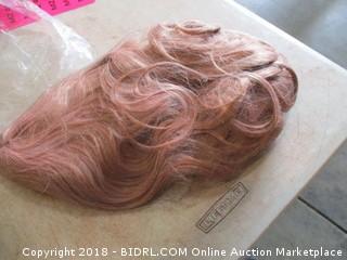 faux hair wig