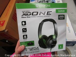 XO One Stereo Gaming Headset for XBox One