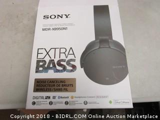 Sony Extra Bass Stereo Headset MDR-XB950N1- Doesnt Power On