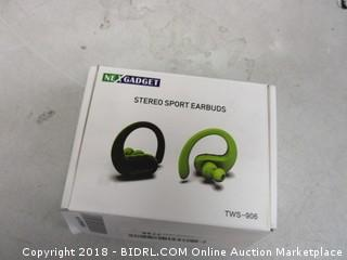 Nex Gadget Stereo Sports Earbuds