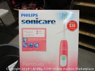 Philips Sonicare Toothbrush Diamond Clean Pink