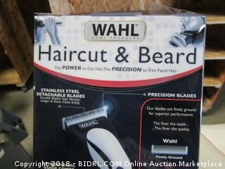 Wahl Haircut and Beard Trimmer