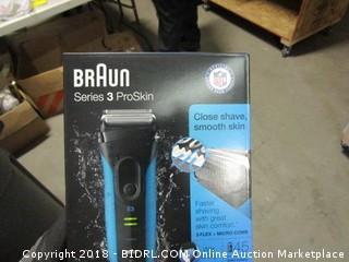 Braun Shaver