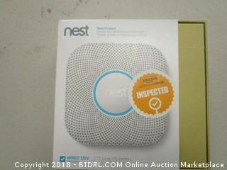 Nest Smoke and Carbon Monoxide Detector