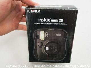 Fujifilm Instax Mini 26 Camera