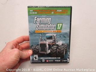 Farming Stimulator 17 Game for PC