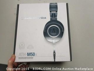 ATH M50 Professional Monitor Headphones