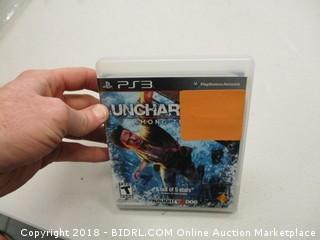 PS 3 Unchartered 2 Game