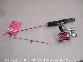 Rod and Reel Damaged