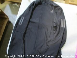 Adidas waterproof jacket - size L
