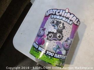 Hatchimals surprise toy