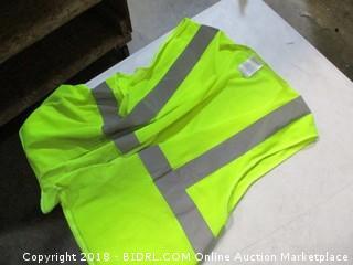 neon safety vest