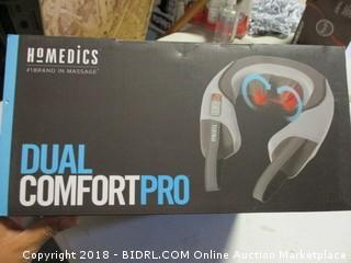 Dual Comfort Pro Massager
