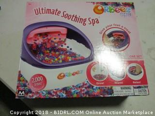 Ultiimate Soothing Spa