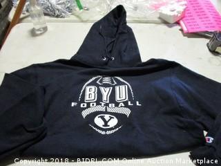 BYU Football Hoodie