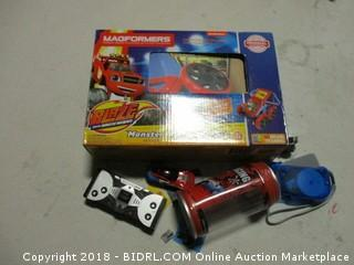Monster Machines Set