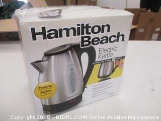 Hamilton Beach Kettle