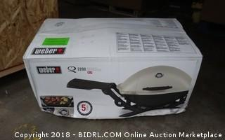 Weber 2200 Grill