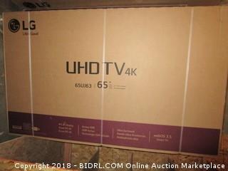 """LG UHDTV 4K 65"""""""