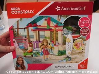 American Girl Mega Construx Set