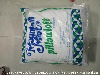 Pillow Foam