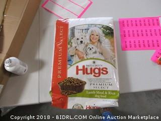 Paula Deen Hugs Dog Food
