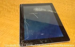 iPad No Cords, Possible Icloud  Locked