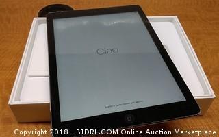 iPad Pad Possible Icloud Locked