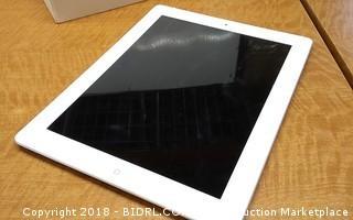 iPad Possible Icloud Locked No power, No Cords
