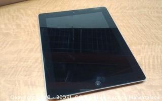 iPad No Power, Possible Locked , No cords