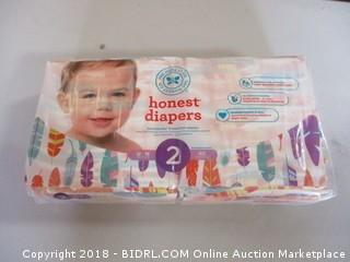 Honest Diapers+