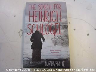 The Search for Heinrich Scholgel