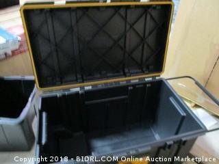 DeWalt Storage / missing latches