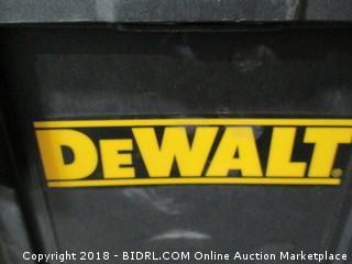 De Walt / damaged