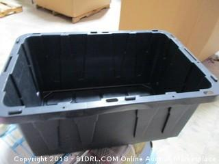 HDX Tough Tote / missing lid