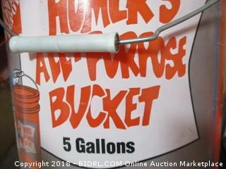 Homer's All Purpose Bucket