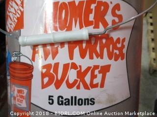 Homer's All Purpose Buckets
