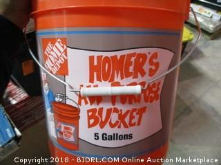 Homer's All Purpose Bucket