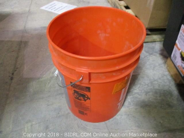 Plastic Tote Auction - Galt- April 17