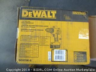 DeWalt Drill/Driver