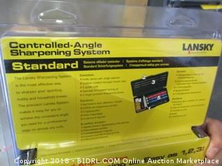 Controlled Angle Sharpening System