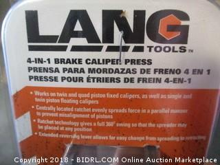 Brake Caliper Press